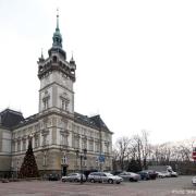 Parking, który powstał na miejscu Kina Wanda - pl. Ratuszowy